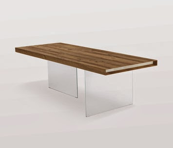 Metropolitan living giuseppe scannella architetto for Table 6 wildwood mo