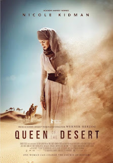 La Reina del Desierto Poster