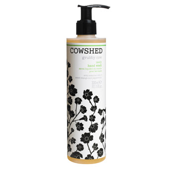 Cowshed, Cowshed Grubby Cow Zesty Hand Wash, Cowshed hand soap, soap, hand soap, hand wash, luxury, British beauty products