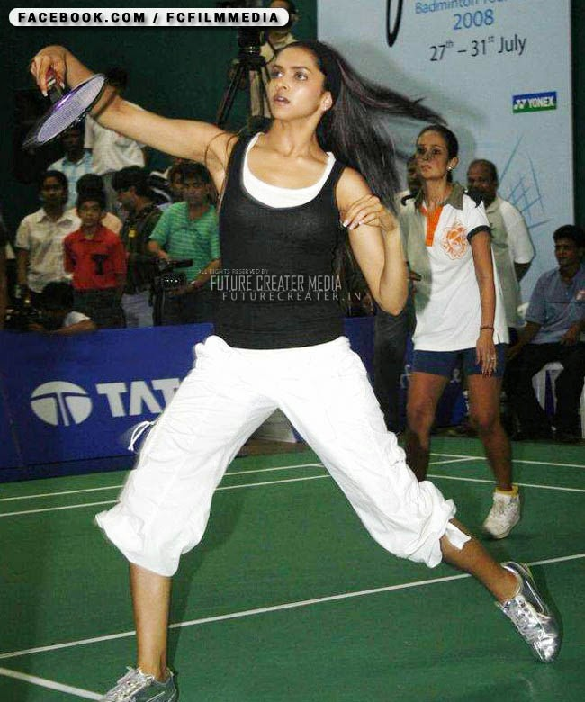 Deepika Padukone is going to play Saina Nehwal on screen, Saina Nehwal wants Deepika Padukone in her biopic