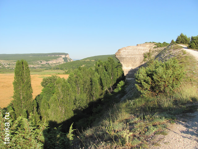 Долина реки Бельбек