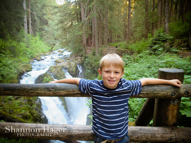 Shannon Hager Photography, Forest, Sol Duc Falls
