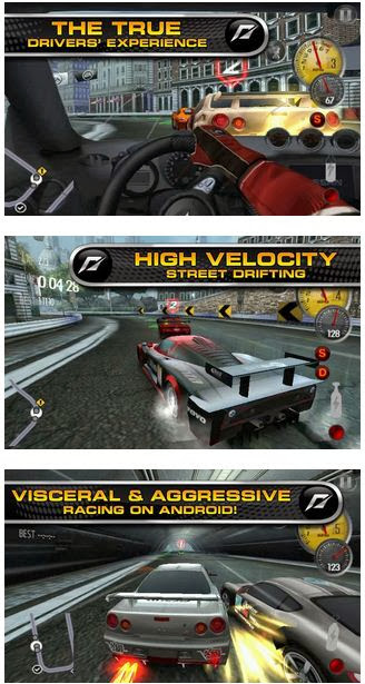 Download NEED FOR SPEED™ Shift v2.0.8 Game Balap Apk