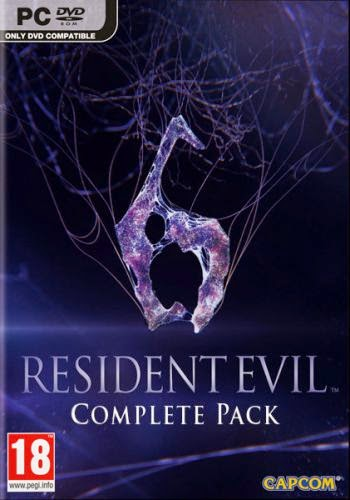 Resident Evil 6 Complete Pack - PROPHET