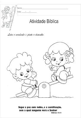 Versículo bíblico para ler e colorir2