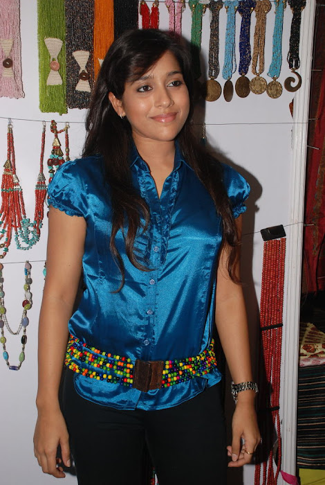 rashmi gautham new @ silk of india expo launch hot images