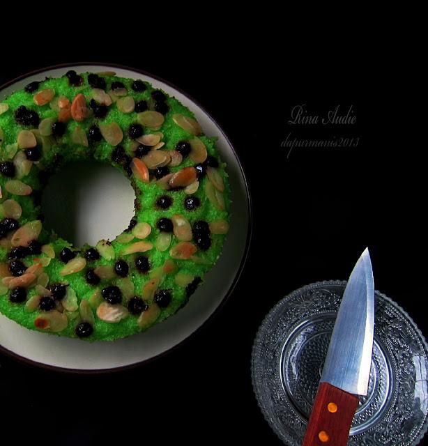 D a p u r M a n i s: Cake Singkong