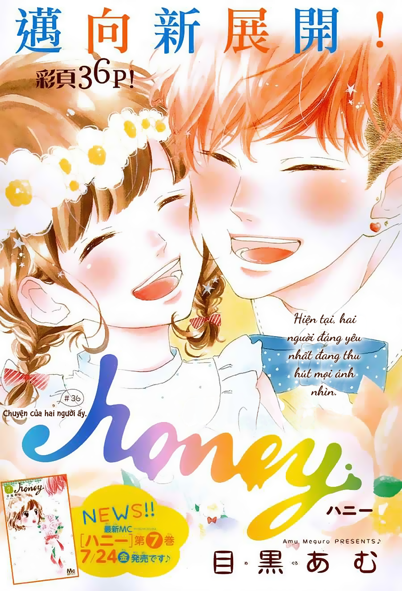 Honey Chap 36 - Next Chap 37