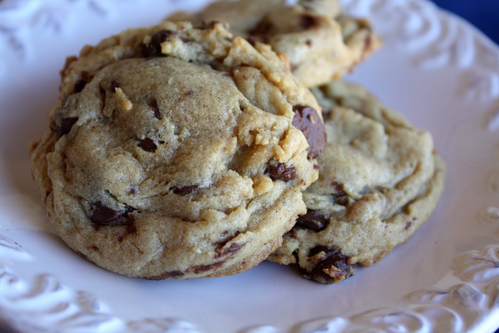 Barefeet In The Kitchen: Chocolate Chip Pudding Cookies