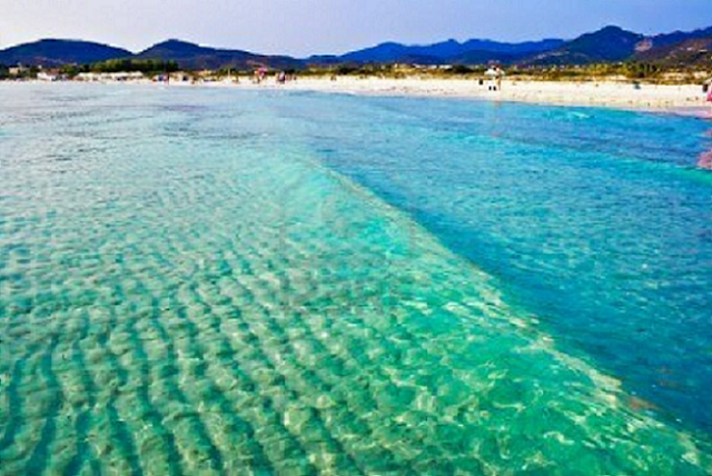 острова италии сардиния