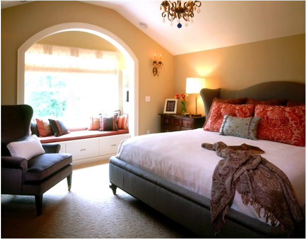 Bedroom Designs Traditional