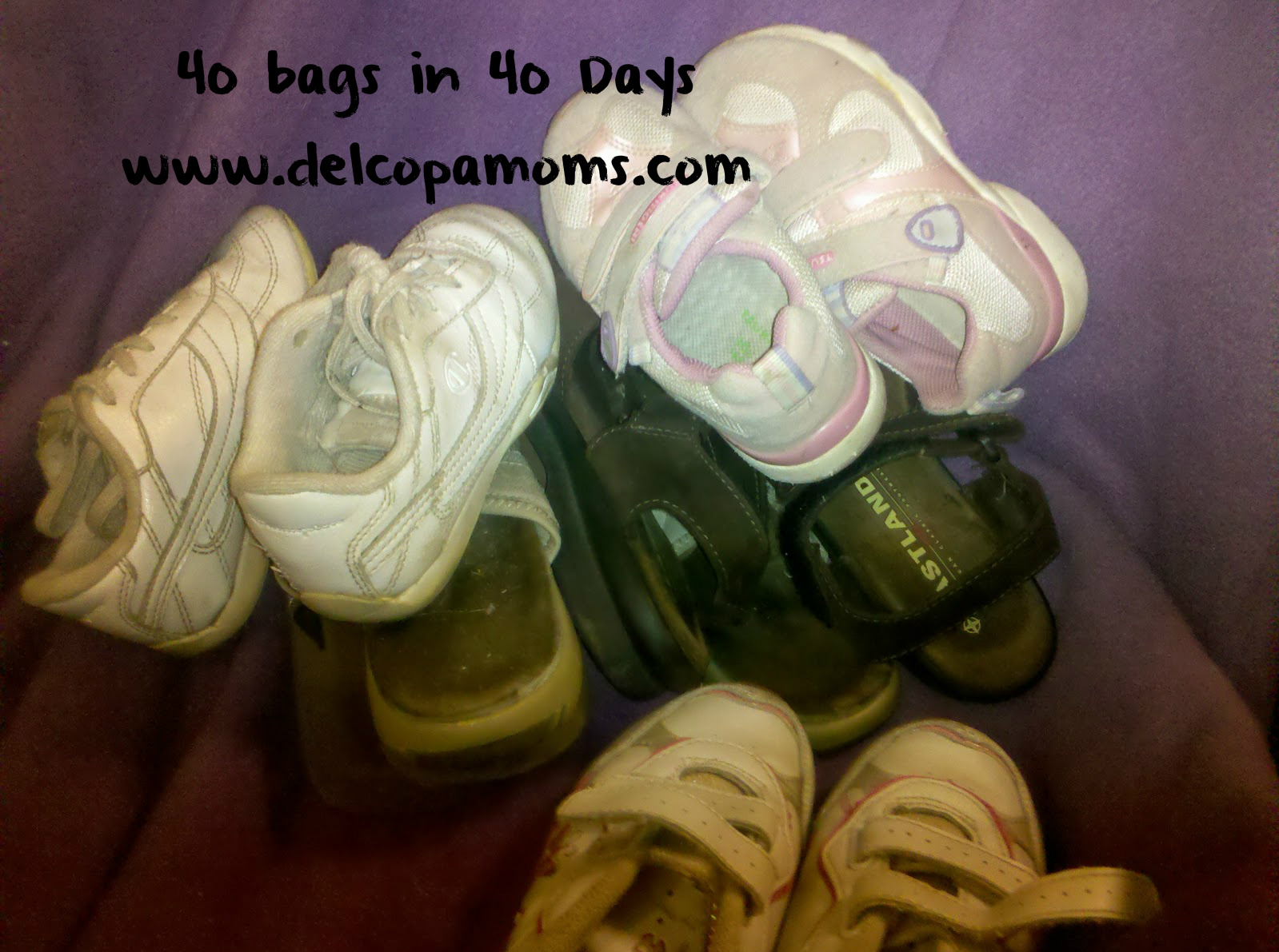 #40bagsin40days