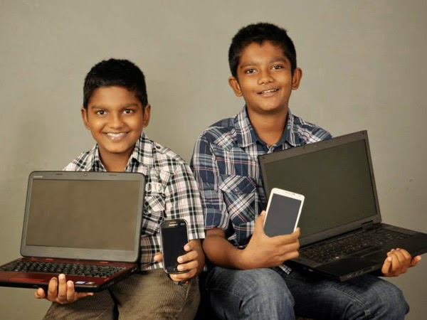 youngest ever app developers