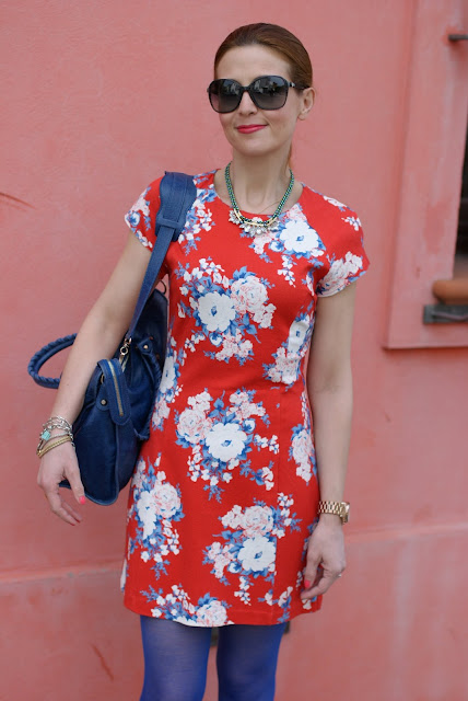 Rencontres flower dress, H&M necklace, Fashion and Cookies