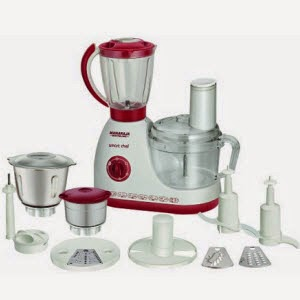 Buy Maharaja Whiteline Smart Chef Happiness Food Processor at Rs. 3499 only