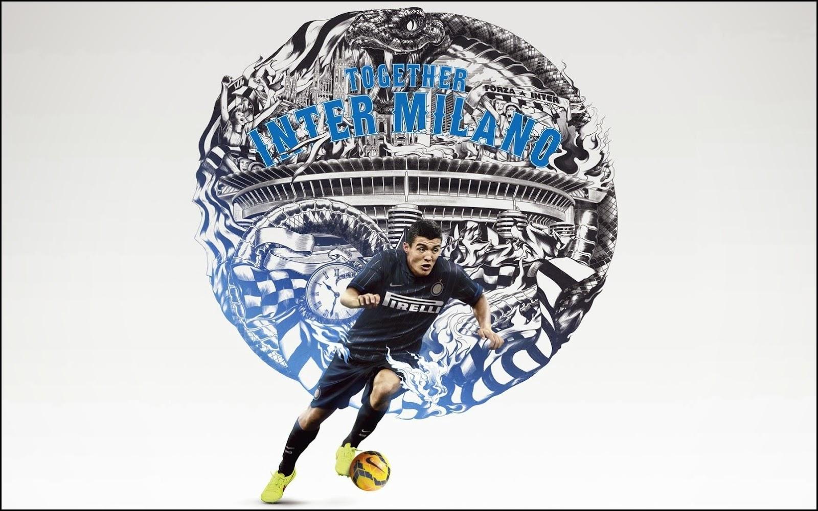 Jersey Inter Milan Terbaru 2014 2015