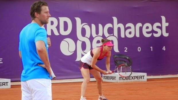 WTA Bucuresti: Hai Romania de 3 ori!