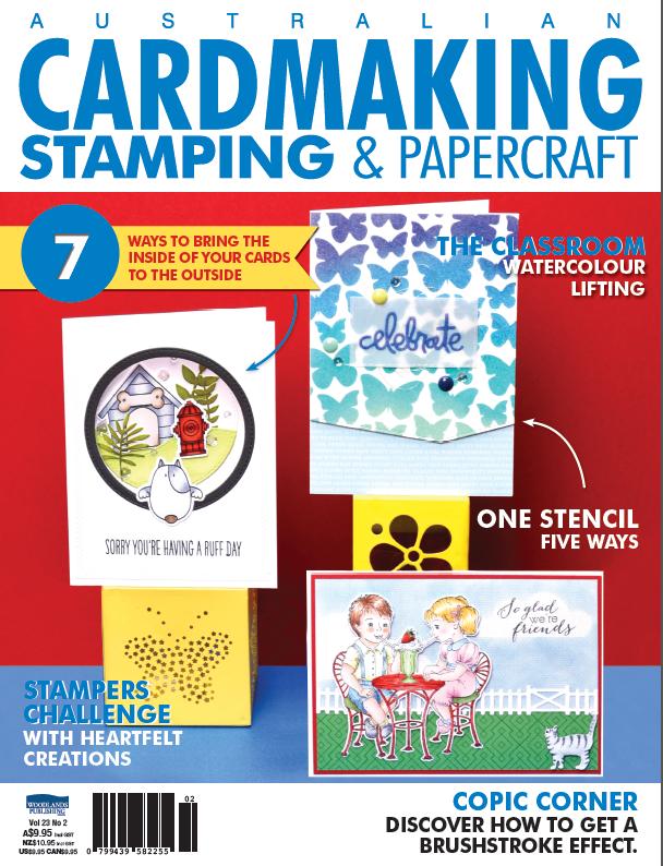 Cardmaking, Stamping & Papercraft