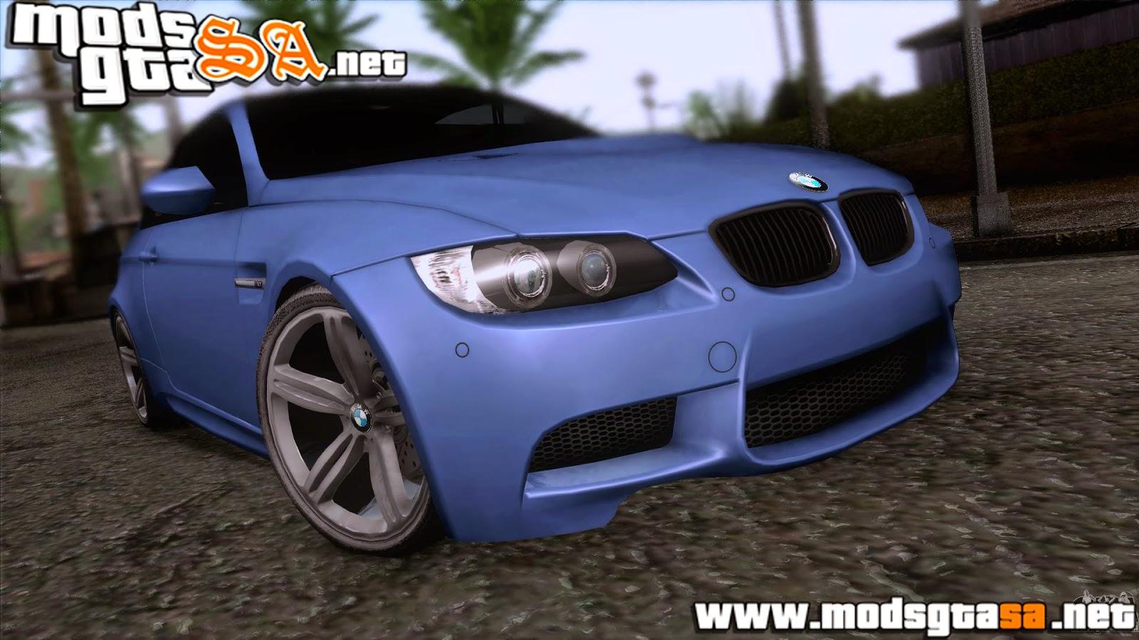 SA - BMW M3 E92