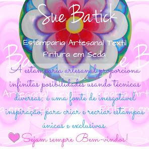 Sue batick - Estamparia Artesanal Textil