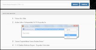 Yeni Tokenli WallPost Scripti 2013 - Ücretsiz İndir