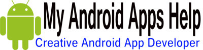My Android Apps Help