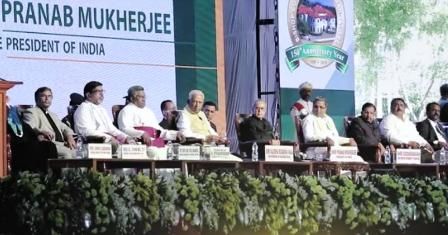 Shanti Samsara LIVE & Exclusive for President of India | Ricky Kej & Wouter Kellerman