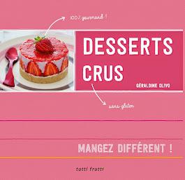 Desserts Crus