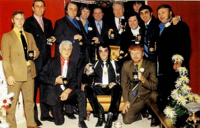 Elvis' Memphis Mafia