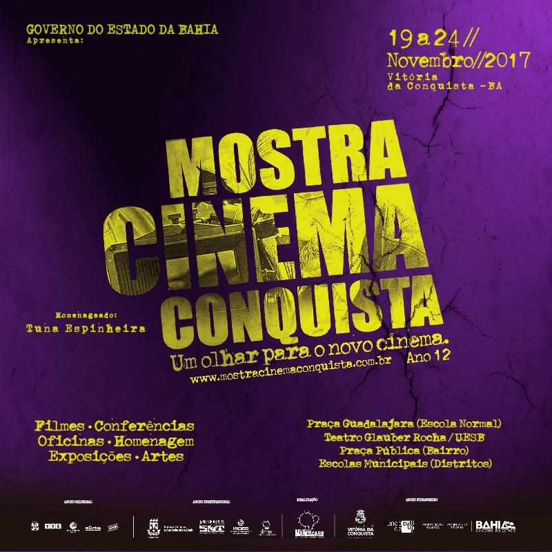 Projeto: Mostra Cinema Conquista