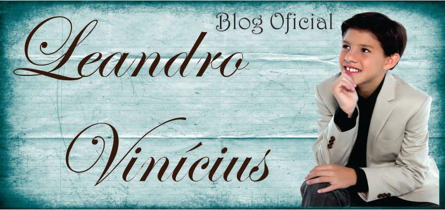 Leandro Vinícius Blog Oficial