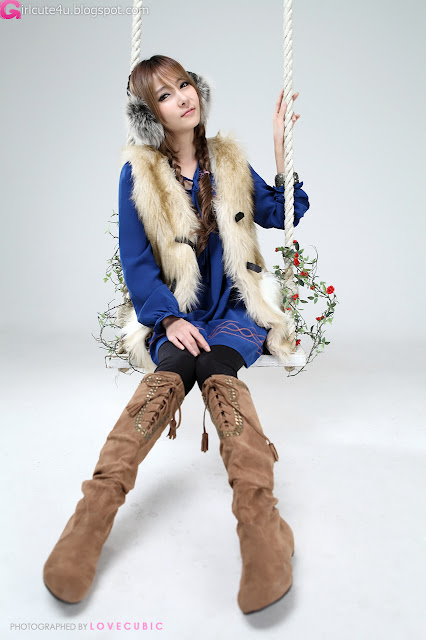 5 Jang Jung Eun - Winter Style-very cute asian girl-girlcute4u.blogspot.com