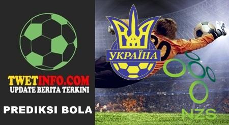 Prediksi Ukraine vs Slovenia