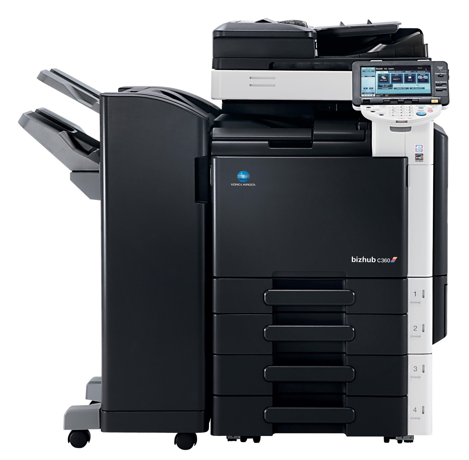 Konica Minolta Bizhub C280 Printer Driver Download