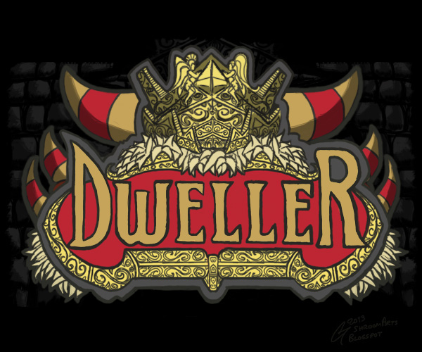Dweller Roguelike logo
