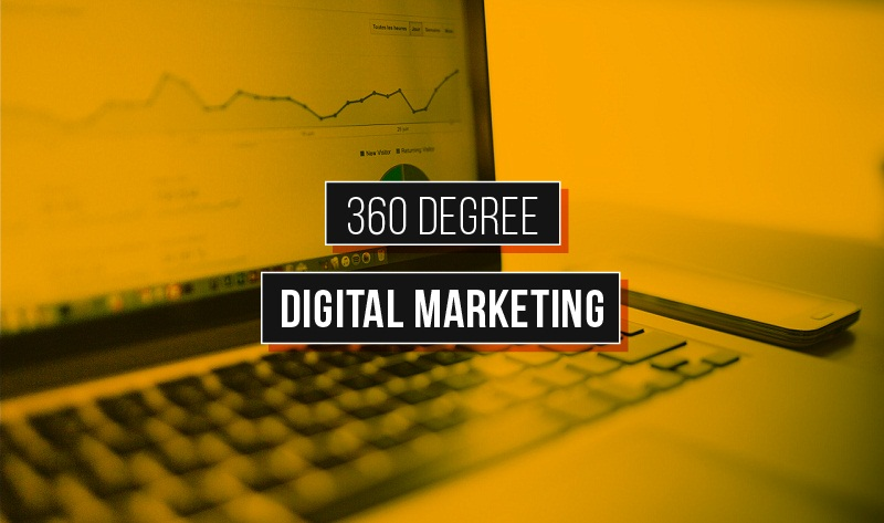 Tips for Creating a 360-Degree Approach to Your Digital Marketing [Infographic]