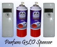 Parfum Sprayer G3LO