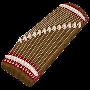琴のイラスト