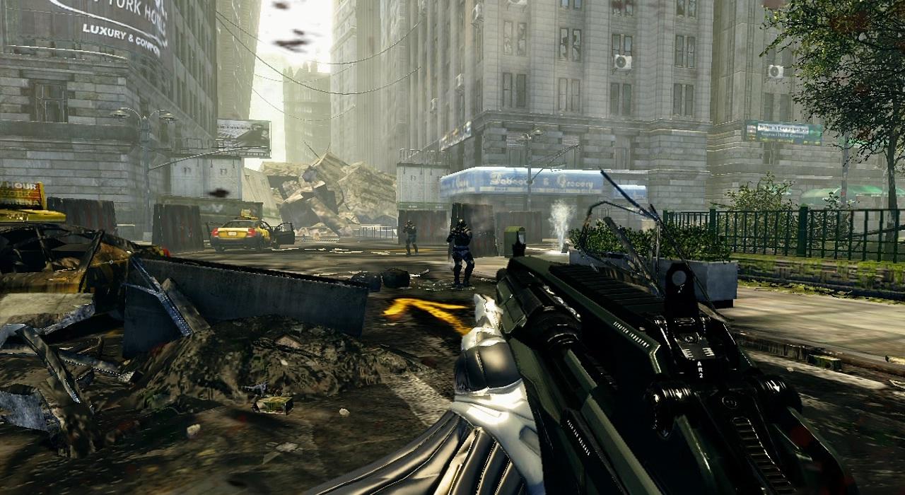 Crysis 2 juego completo en español sin torrent