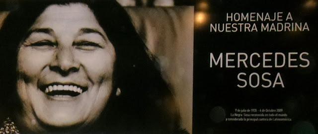 Mercedes Sosa, La voz de Latinoamerica