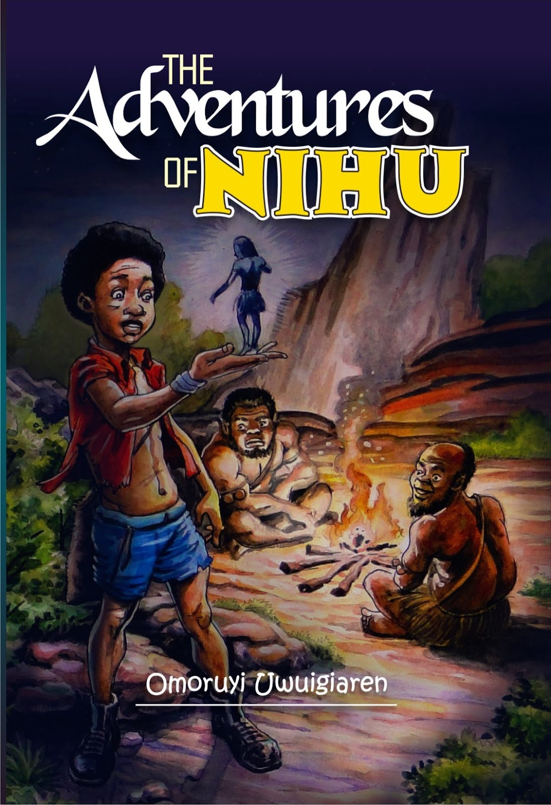"Download latest edition of ""The Adventures of Nihu"""