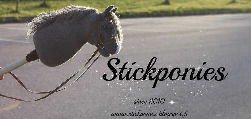 Stickponies