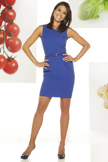Melanie Sykes Let's Do Lunch Promos