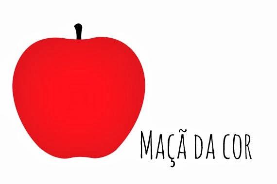 vermelho em ambiente neutro - porter de mação - poster para download