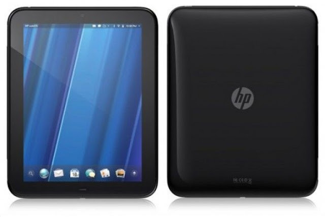 HP TouchPad Brings Android 4.1 Jelly Bean