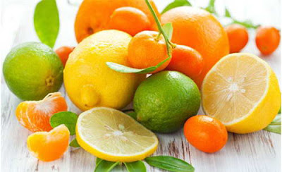 Giảm cân hiệu quả với vitamin C