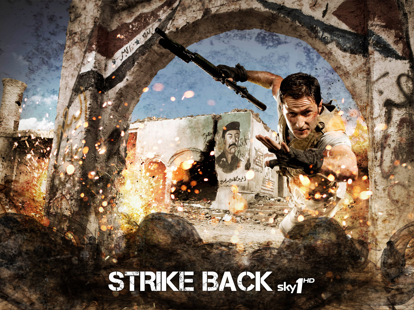 Strike Back Season 1 (2010)