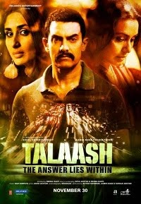 Talaash (2012) DVDScr 700mb MKV