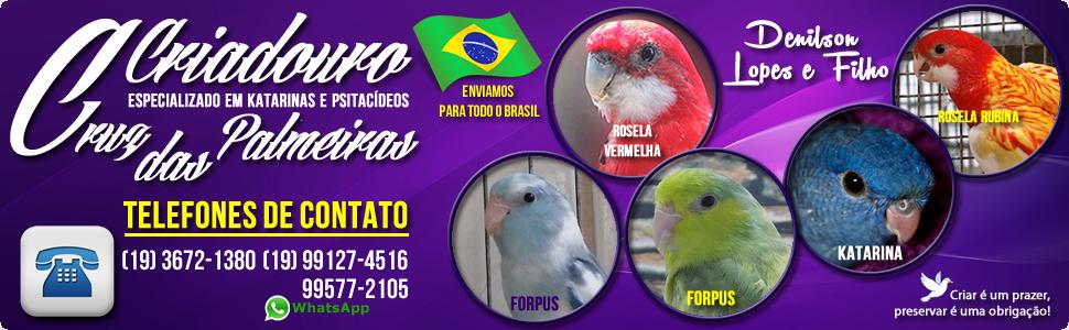 Criadouro Cruz das Palmeiras