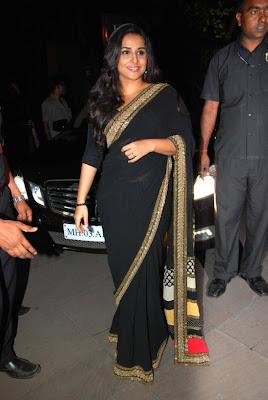 kahaani movie success party actress pics